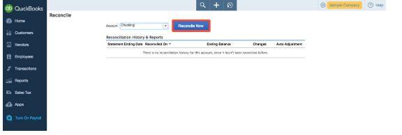 Bank reconciliation- screenshot 20