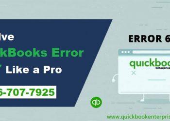 Steps to handle QuickBooks Error code 6147 - Featured Image
