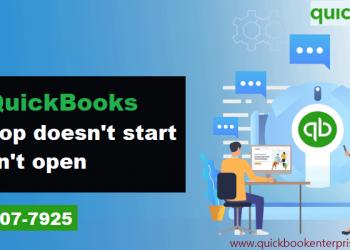 Steps to Fix QuickBooks Desktop Won't Open Error - Screenshot