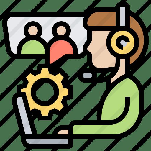 Consultant services - Icon