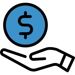 Payroll Processing - Icon