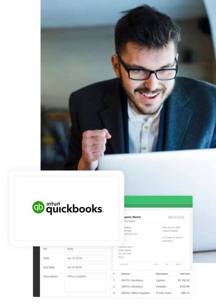 QuickBooks Accounting and Bookkeeping Image - Screenshot