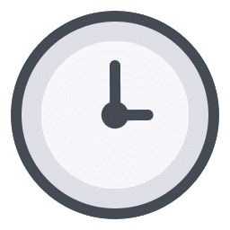 Save your precious time - Icon