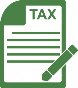 Taxation services - Icon
